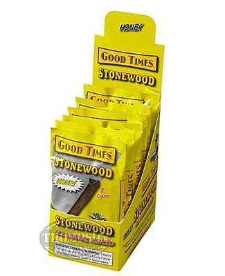 Stonewood Mini Cigarillo Natural Honey