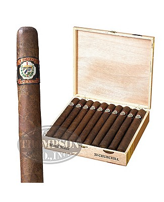 Escudo Cubano Churchill Natural