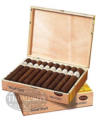 Bacchus Maduro Robusto 2-Fer - 40 Cigars