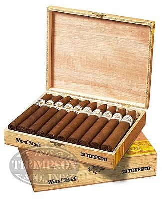 Bacchus Natural Torpedo 2-Fer - 40 Cigars