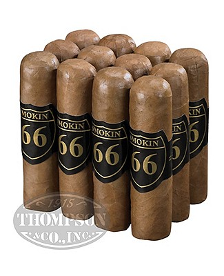 Smokin 66 14 Wheeler Natural Toro