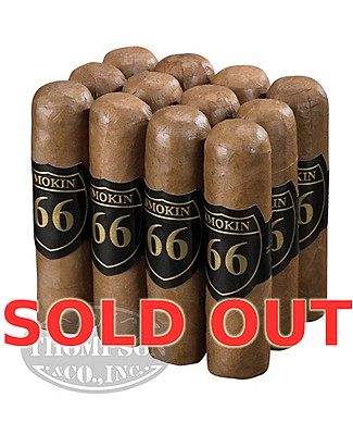 Smokin 66 Highliner Natural Robusto