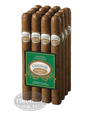 Challenger Connecticut Series Robusto Connecticut