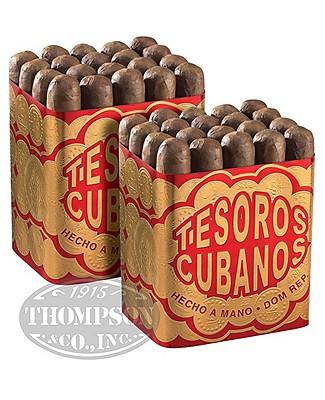 Tesoros Cubanos 2-Fer Sumatra Robusto