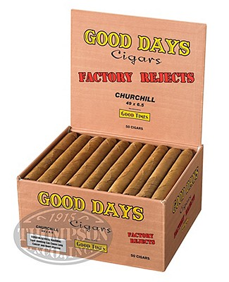 Good Days Factory Rejects Petite Corona Natural