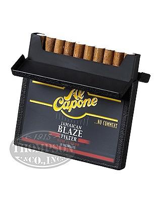 Al Capone Jamaican Blaze Natural Mini Cigarillo Rum