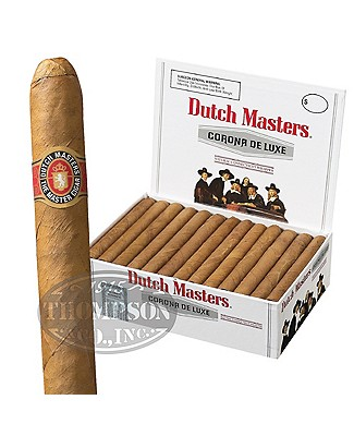 Dutch Masters Corona Deluxe Natural Corona