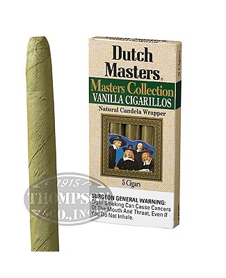 Dutch Masters Vanilla Candela Mini Cigarillo