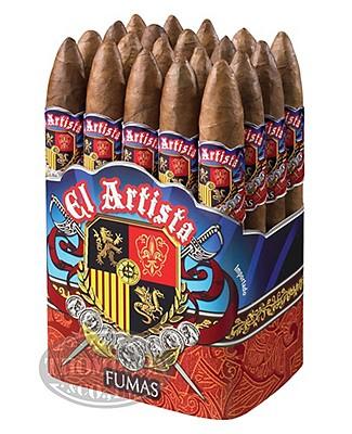 El Artista Fumas Torpedo Habano
