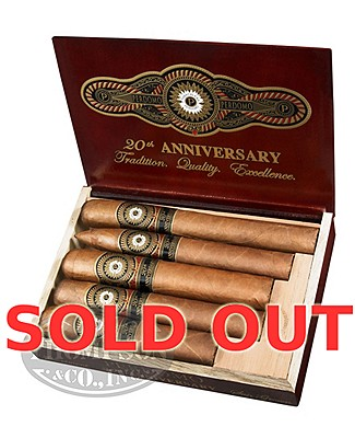 Perdomo 20th Anniversary Sun Grown Sampler