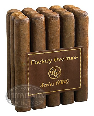 Rocky Patel Factory Overruns Series OWR Robusto Corojo