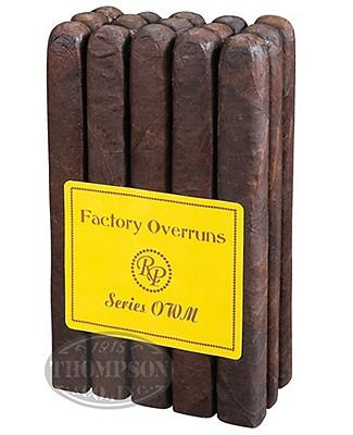 Rocky Patel Factory Overruns Series OWR Toro Maduro