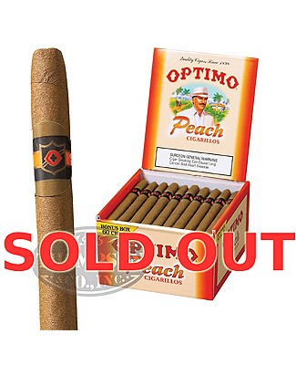 Optimo Cigarillo Claro Peach