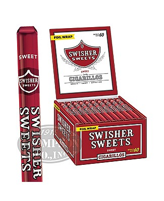 Swisher Sweets Cigarillo Natural Sweet