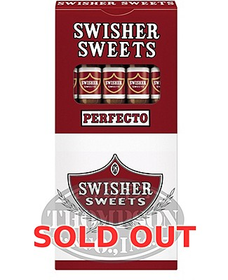 Swisher Sweets Buy 1 Get 1 Free Natural Perfecto Sweet