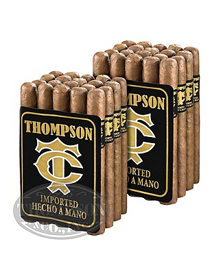 Thompson Black Label 2-Fer Habano Corona