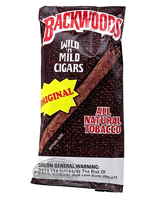 Backwoods Original Natural Cigarillo