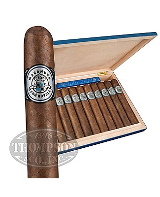 Macanudo Cru Royale Gigante Connecticut With Travel Humidor