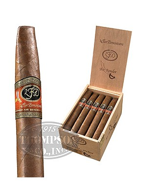 La Flor Dominicana Air Bender Chisel Natural