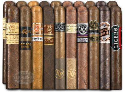 Rocky Patel 20 Cigar Super Premium Toro Sampler
