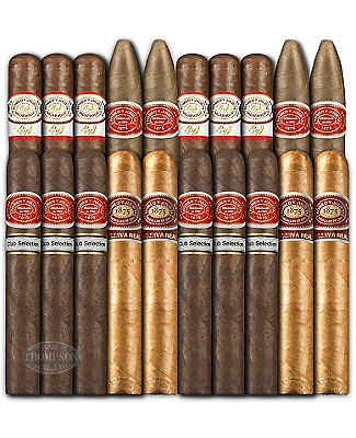 Romeo y Julieta 20 Cigar Sampler