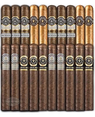 Montecristo 20 Cigar Sampler