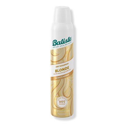 Batiste Hint of Color Dry Shampoo Light & Blonde Ulta.com