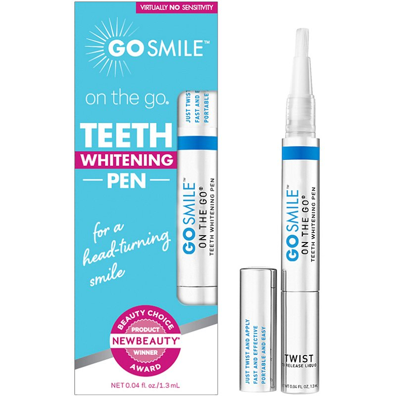 Go Smile On The Go Teeth Whitening Pen Ulta Beauty