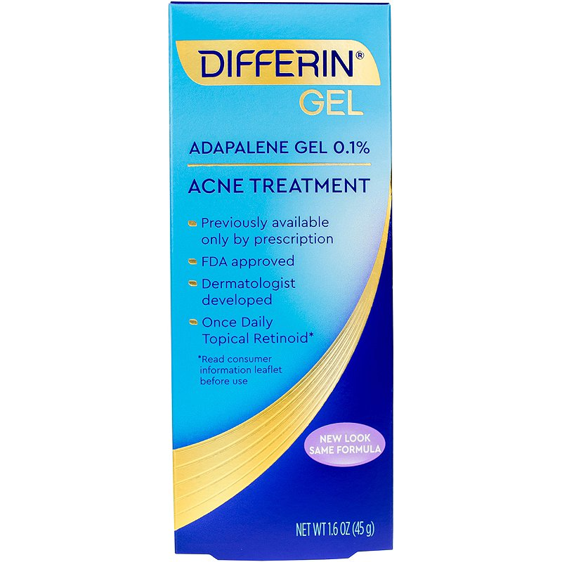 Differin Acne Treatment Gel Ulta Beauty