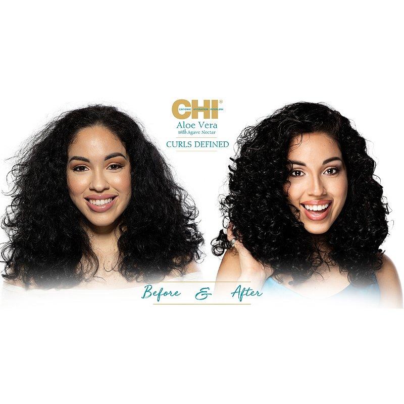 Chi Aloe Vera With Agave Nectar Curls Defined Control Gel Ulta Beauty