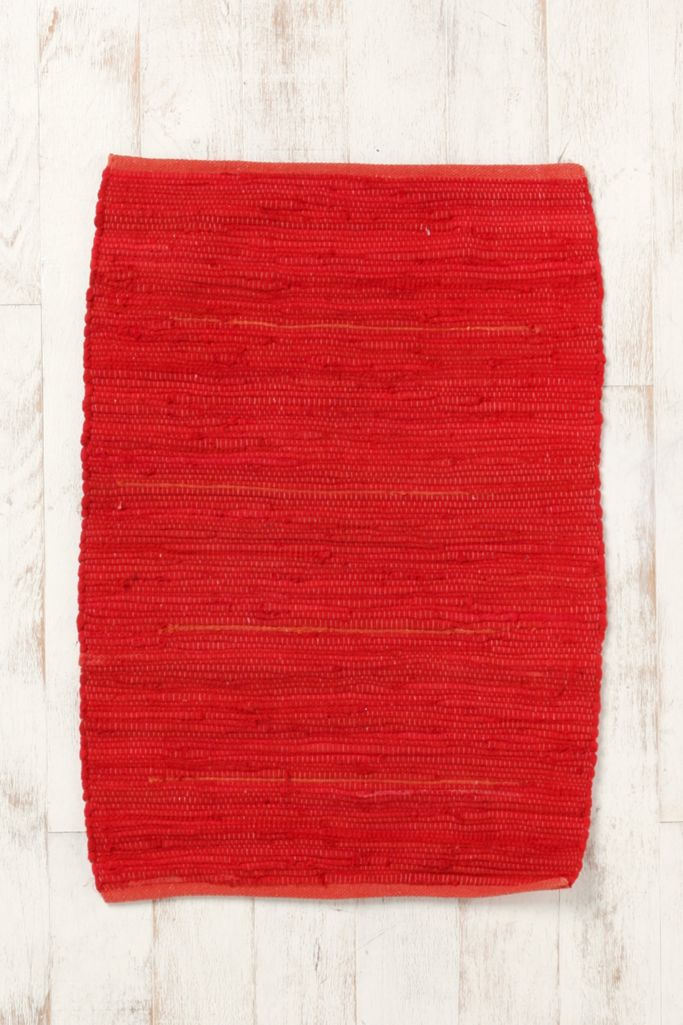 2x3 Handmade Rag Rug | Urban Outfitters