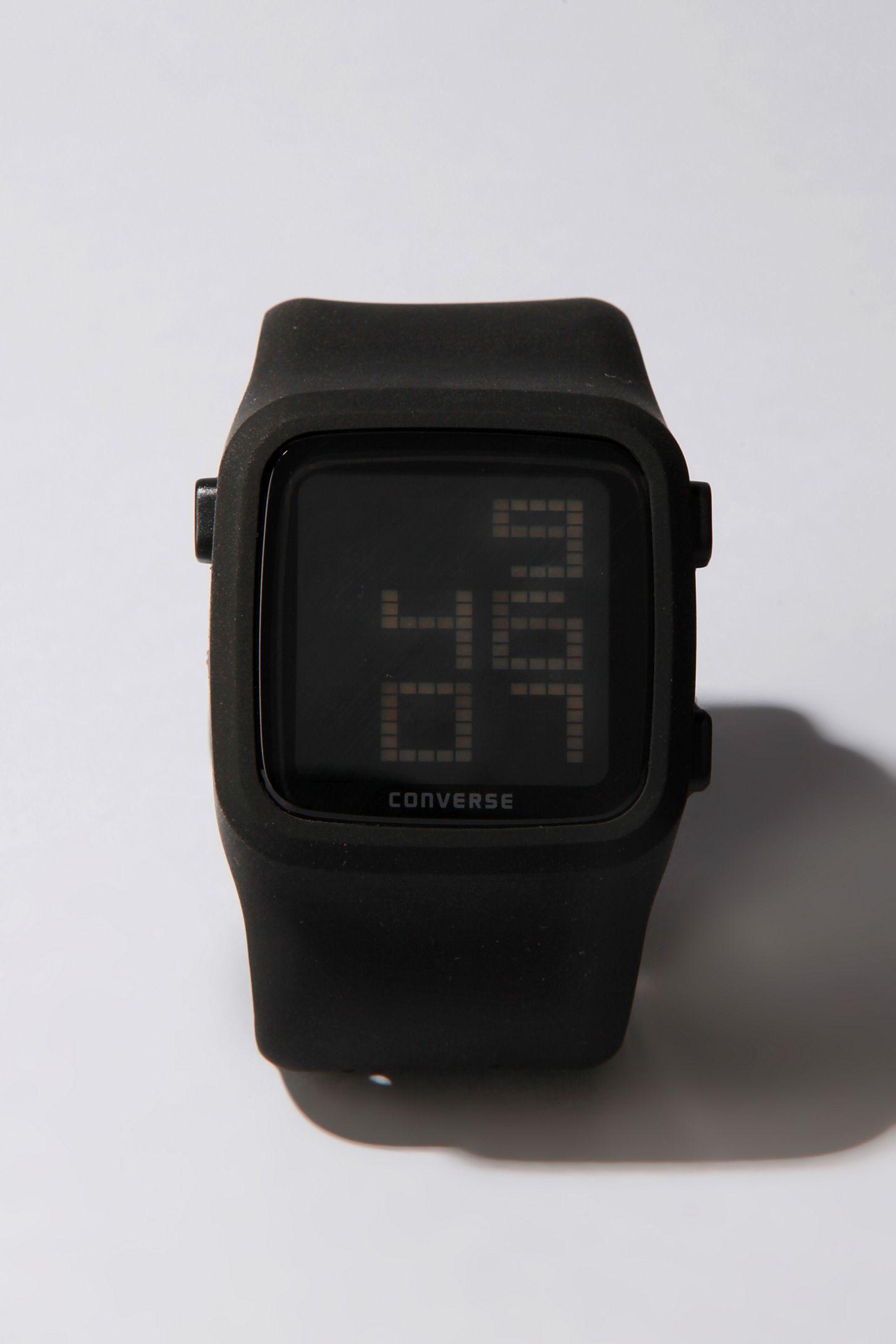 174608ef8261 Converse Scoreboard Watch