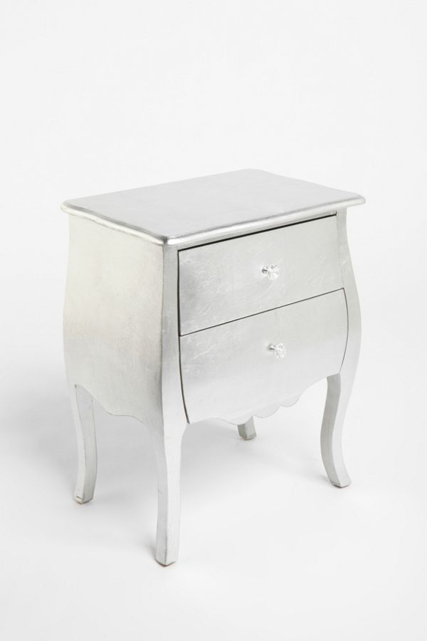 Silver Leaf Side Table Urban Outers