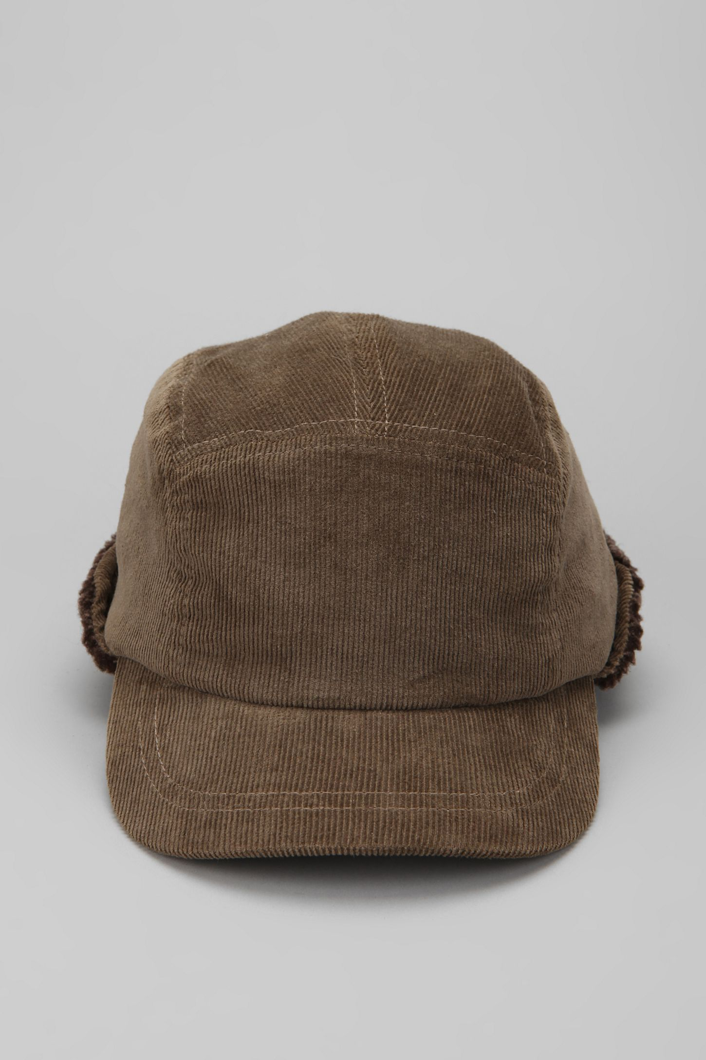 2c6992e0 Cord Earflap Cap | Urban Outfitters Canada