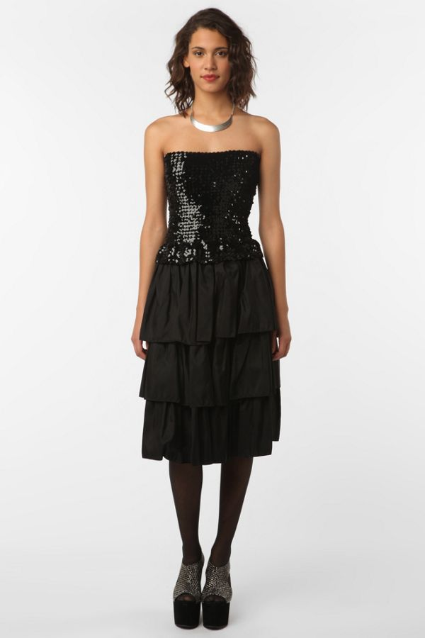 946777acc9001 Vintage '80s Party Dress | Urban Outfitters