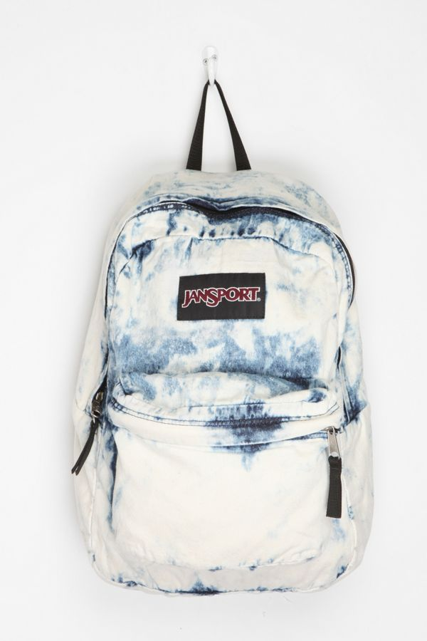 Jansport Denim Backpack | Urban Outfitters