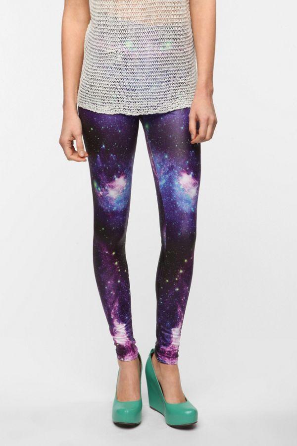 3885e8087f533 BamBam Nebula Print Legging | Urban Outfitters