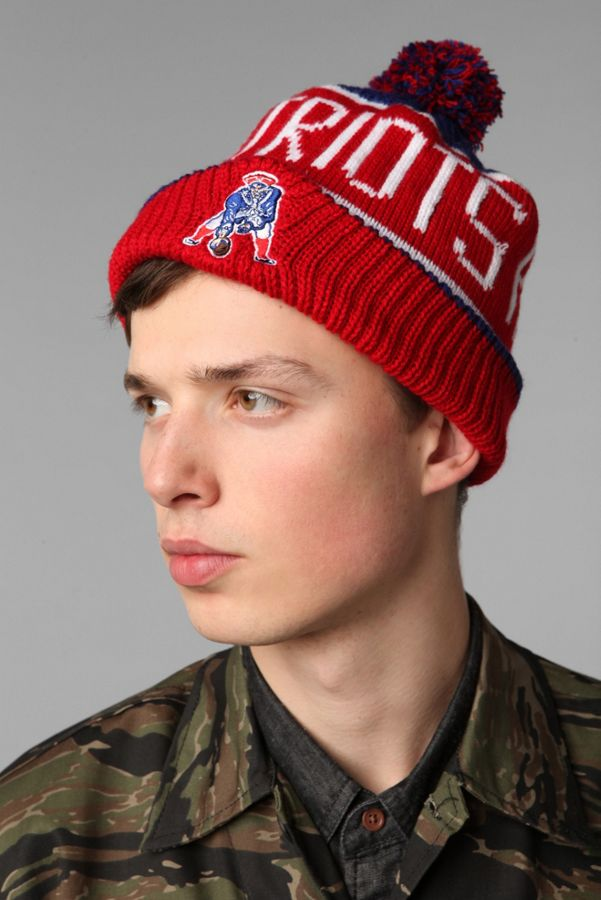 afe47995b80d98 47 Brand New England Patriots Calgary Knit Beanie | Urban Outfitters