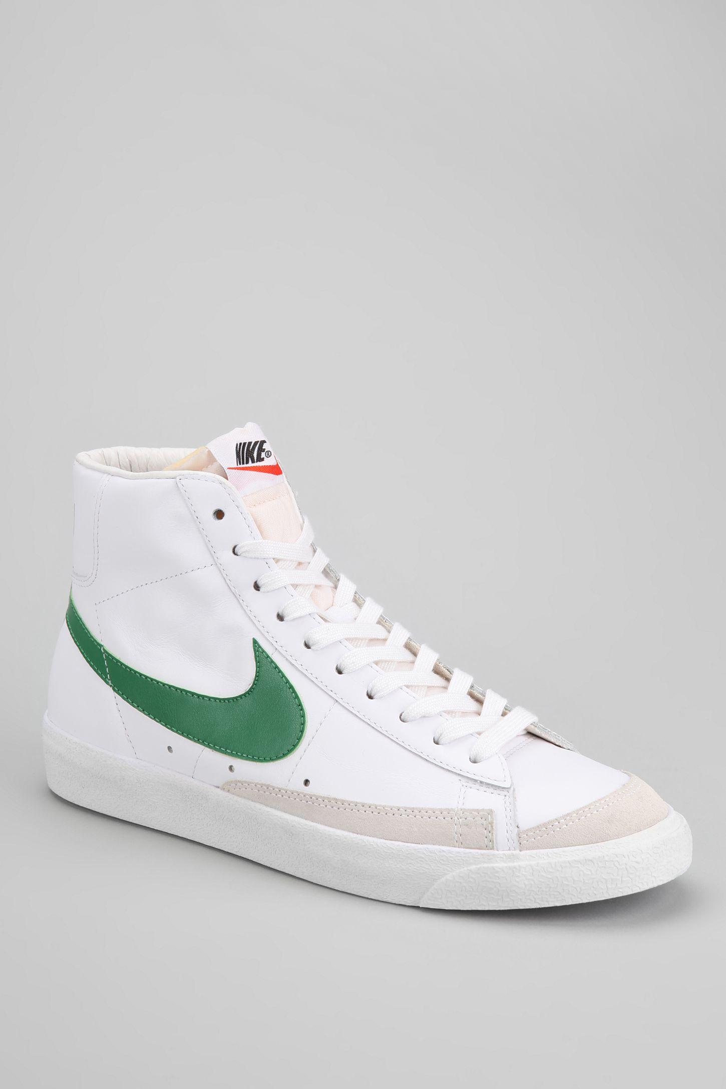 super popular ef8c2 c21c1 Nike Blazer Mid Cut 77 Premium Sneaker   Urban Outfitters nike blazer 77  vintage canada