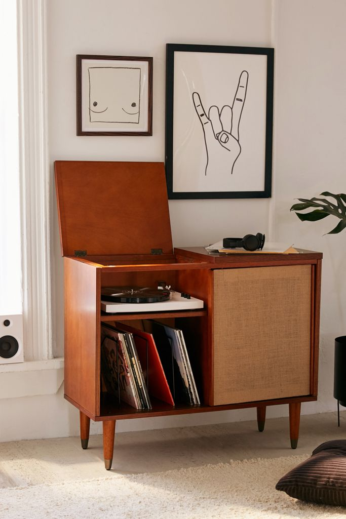Tv Audio Meubel Lars.Draper Media Console Urban Outfitters