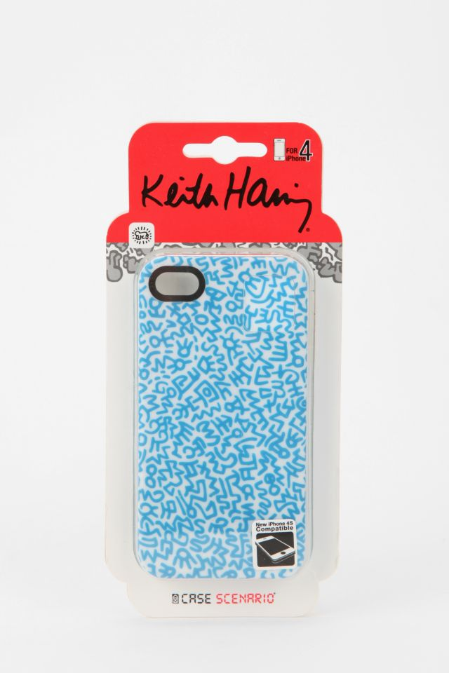 Keith Haring iPhone 4/4s Case   Urban Outfitters Canada