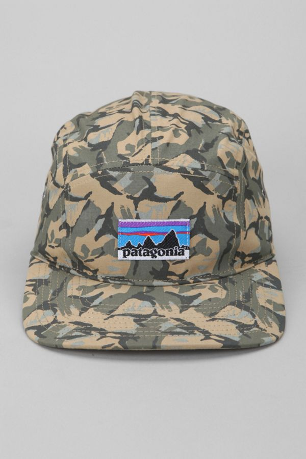 04ff57497d659 Patagonia Welding 5-Panel Hat