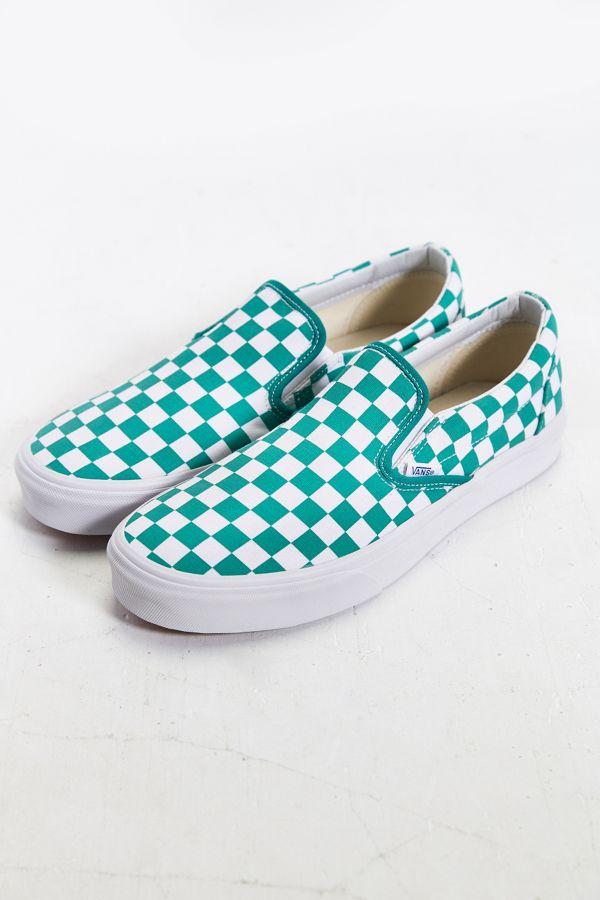 2c29ce25c56 Vans Classic Checkered Slip-On Sneaker