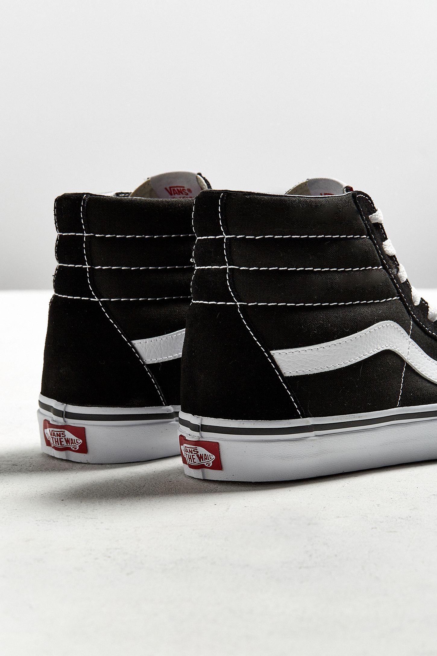 4838940ee3 Slide View  4  Vans Sk8-Hi Classic Sneaker