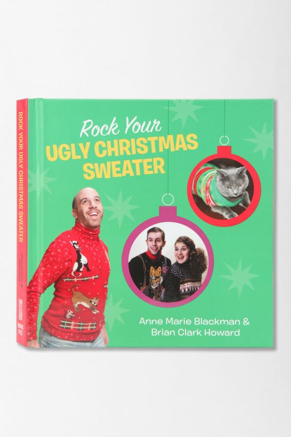 Urban Outfitters Ugly Christmas Sweater.Rock Your Ugly Christmas Sweater By Anne Marie Blackman