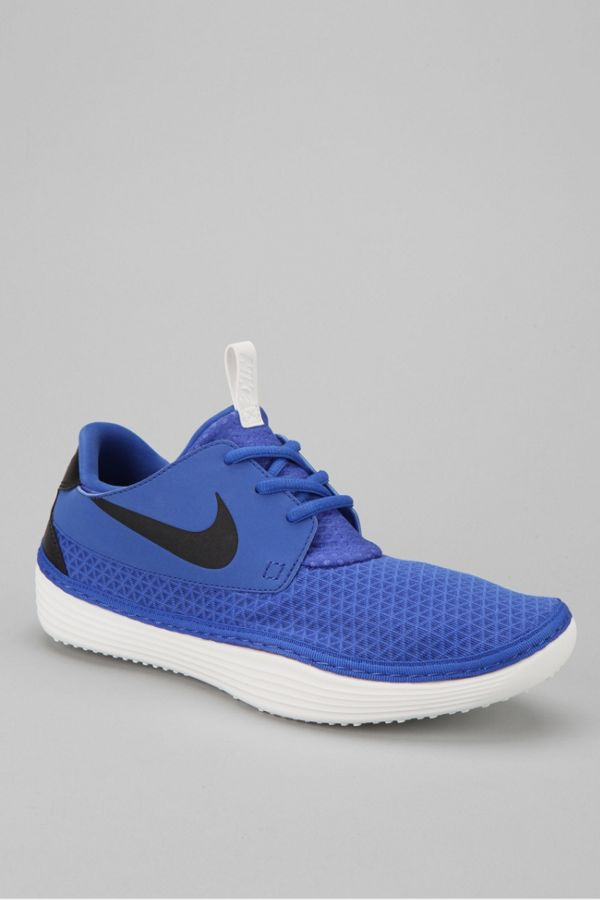 new concept d8cb3 ab8a5 Nike Solarsoft Moccasin Sneaker