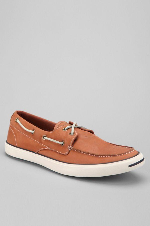 8e9d44727ba6 Converse Jack Purcell Boat Shoe