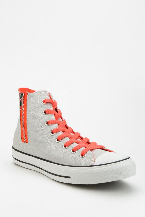 4a386cc9dcbb Converse Chuck Taylor All Star Side-Zip Women s High-Top Sneaker ...