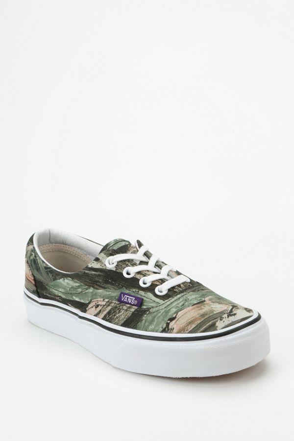ff575c9c4c Vans X Liberty London Era Mountain Army Print Women s Sneaker ...