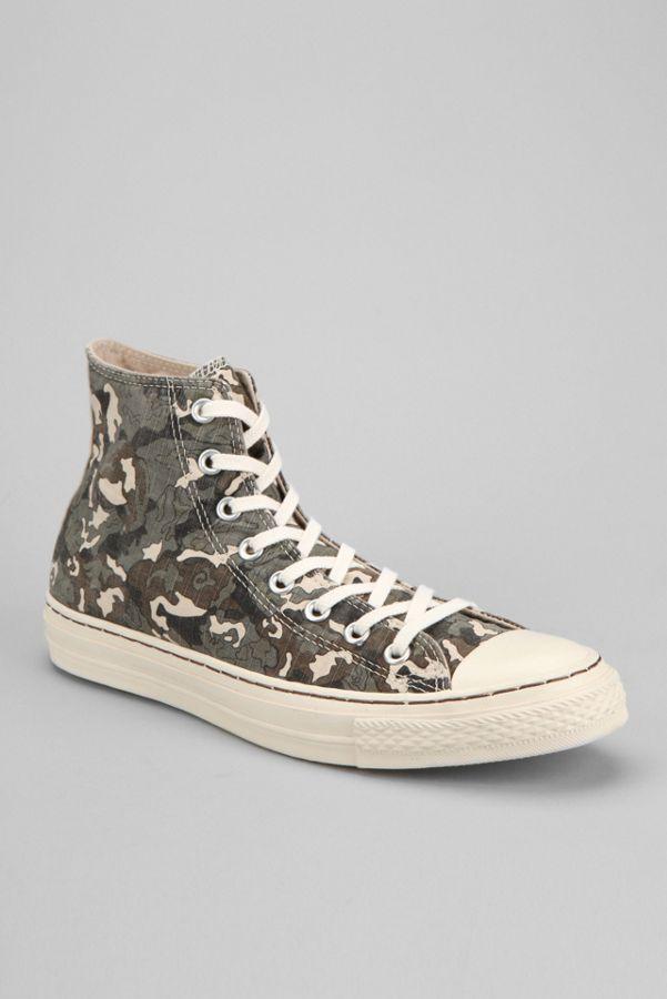 dcd195954eaf3 Converse Chuck Taylor All Star Camo Men's High-Top Sneaker | Urban ...